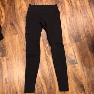 "Lululemon 28"" High Rise Wunder Under"